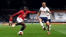 Paul Pogba reaparece en los planes de futuro del Real Madrid