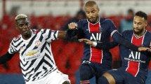 PSG | Cuatro jugadores en la rampa de salida