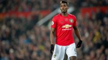 Paul Pogba se debate entre Manchester United y Real Madrid
