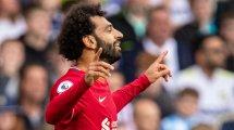 El Real Madrid ofrece un intercambio al Liverpool para hacerse con Mohamed Salah