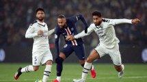 Ligue 1 | Lluvia de goles entre PSG y Girondins de Burdeos