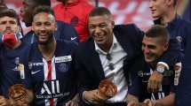 La confianza de Marco Verratti con Neymar y Mbappé