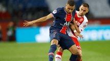 Ligue 1 | El AS Mónaco sorprende al Paris Saint-Germain