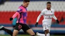Ligue 1 | Triunfo trabajado del PSG contra el Niza
