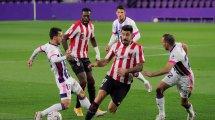 Liga | Athletic Club y Real Valladolid empatan en un vibrante duelo