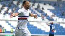 Fabio Quagliarella renueva con la Sampdoria