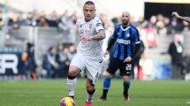 El Inter de Milán negocia una salida