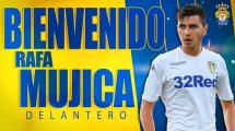 UD Las Palmas tiene nuevo delantero