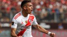 Atlético ¿Una última operación con Santos Borré?