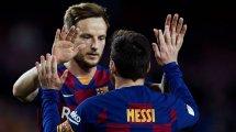 El FC Barcelona fija la salida de Ivan Rakitic en 10 M€