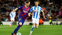 Ivan Rakitić solo tiene ojos para el Sevilla