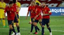 Selección de España | Ramos y Canales caen lesionados
