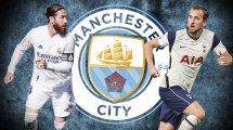 Manchester City | 4 ventas para afrontar los fichajes de Harry Kane y Sergio Ramos