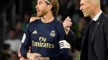 La tarea pendiente del Real Madrid con Sergio Ramos