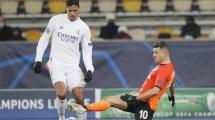 Real Madrid | El Chelsea también aprieta por Raphaël Varane