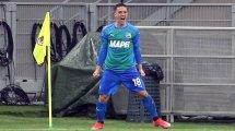 El Inter de Milán aprieta el cerco por Giacomo Raspadori
