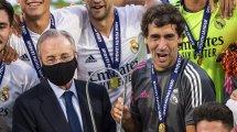 Real Madrid   Raúl marca el futuro de varias piezas del filial