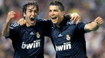 El Real Madrid ratifica a Raúl González