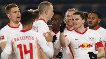 DFB Pokal   El RB Leipzig sufre para entrar en la final