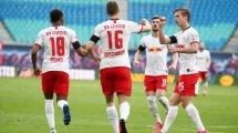 Bundesliga   El RB Leipzig gana a domicilio