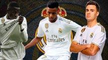 El prometedor XI de talentos que podría alinear el Real Madrid