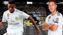 De Mendy a Hazard, el irregular rendimiento de los fichajes del Real Madrid