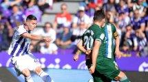 Liga | El Real Valladolid agrava la crisis del Espanyol