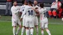 Las 4 renovaciones pendientes del Real Madrid