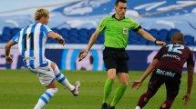 Liga | El Celta de Vigo agrava la 'crisis' de la Real Sociedad