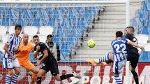 Liga | La Real Sociedad supera al Levante por la mínima