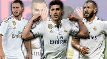 El Real Madrid se aferra a tres piezas en la recta final para luchar por los títulos