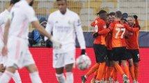 Liga de Campeones   El Real Madrid se deja media clasificación en Ucrania