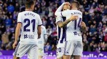 El Real Valladolid tiene un deseo en el Valencia