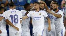 Ya hay alineaciones de Levante y Real Madrid