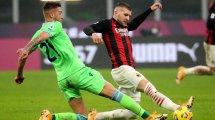 Serie A | El AC Milan se impone al Génova