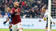 El giro radical de Ante Rebic en el AC Milan