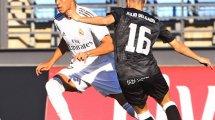 El primer obstáculo al que deberá enfrentarse Reinier en el Real Madrid