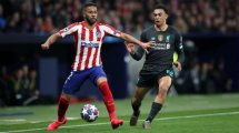 Atlético | El esperado paso al frente de Renan Lodi
