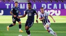 Renato Tapia se adueña de la medular del Celta de Vigo