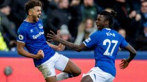 Everton | El notable crecimiento de Dominic Calvert-Lewin
