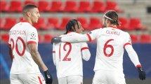Liga de Campeones | El Sevilla noquea al Rennes; el Chelsea se conforma con el empate