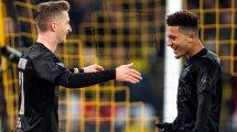 El consejo de Marco Reus a Jadon Sancho en el BVB