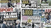 "El PSG prefiere perder a Neymar antes a que Mbappé, Zidane ""rompe"" una pareja clásica, el incierto futuro de Zlatan Ibrahimovic"