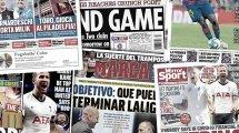 La Juventus prepara un cambio radical en su ataque, el Real Betis pone a Pedri en el punto de mira