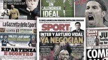 Zidane insiste en Sadio Mané, el sacrificio de Ighalo para continuar en el United, las dos opciones de futuro de Kondogbia