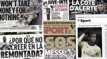 Los elogios de Raheem Sterling al Real Madrid, Ramsey puede acercar a Pogba a la Juventus
