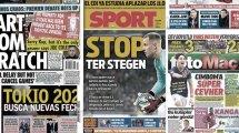 El Bayern Múnich frena la renovación de Ter Stegen por el FC Barcelona, la pieza que el PSG pide a la Juventus para negociar por Mauro Icardi