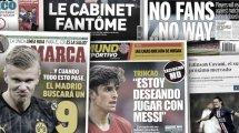 La desbordante ilusión de Francisco Trincao, los 3 grandes anhelos de la Juventus, el Oporto quiere hacer caja con Alex Telles