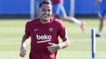 FC Barcelona   Los cinco pretendientes de Rey Manaj