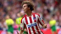 Atlético de Madrid | Una vía de escape para una de sus joyas